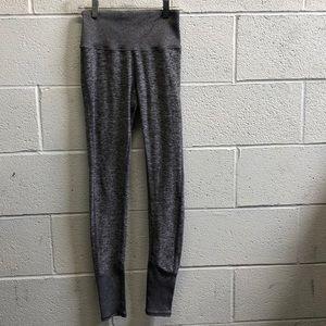 Alo heathered gray legging, sz xs, 61684